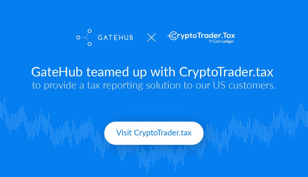 GateHub Cryptotrader.tax taxes US United States taxes